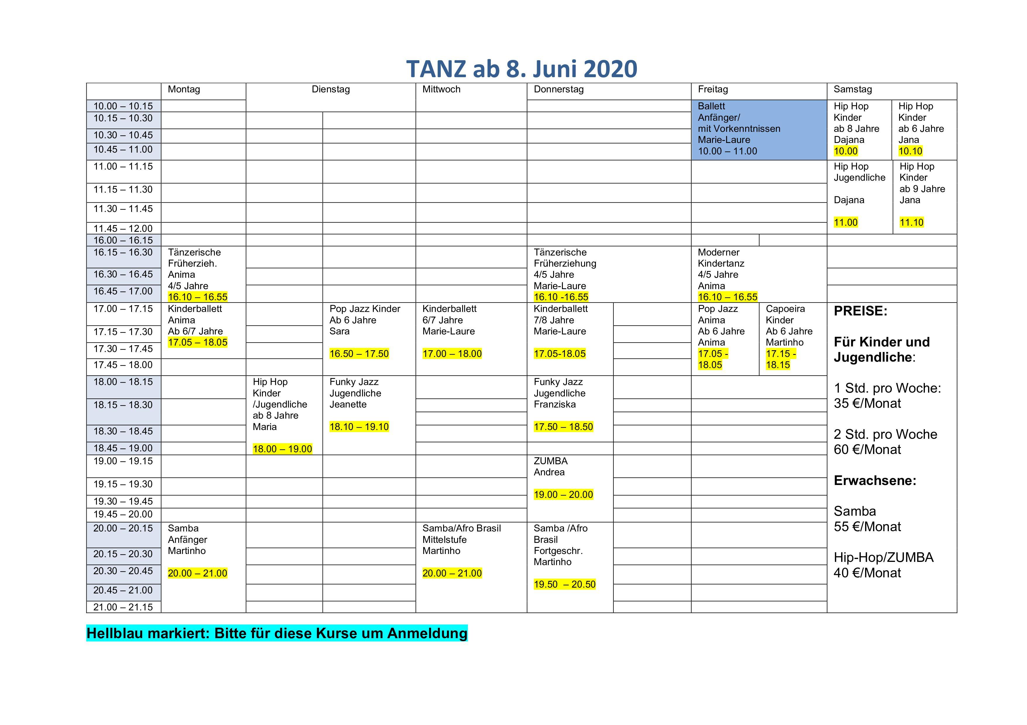 Juni_2020_Stundenplan_Tanz